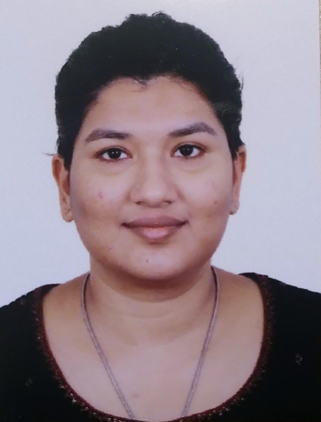 Sanjana Aravamudhan