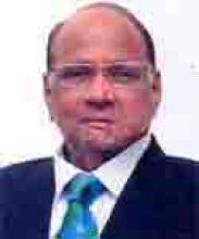 Sharad Chandra Govindrao Pawar